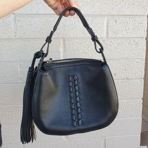 AllSaints Leather Satchel
